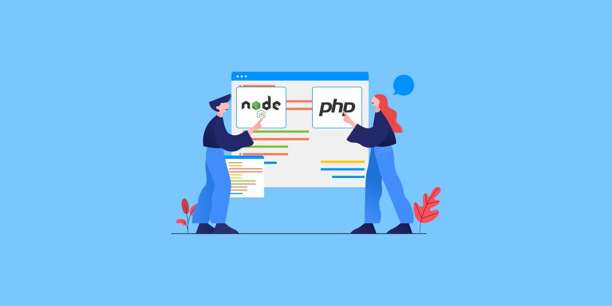 Node vs PHP
