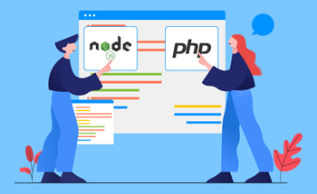 Node vs PHP