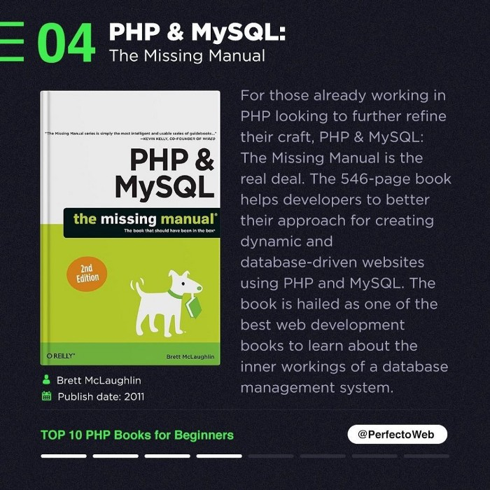 php-book-PHP & MySQL-The Missing Manual